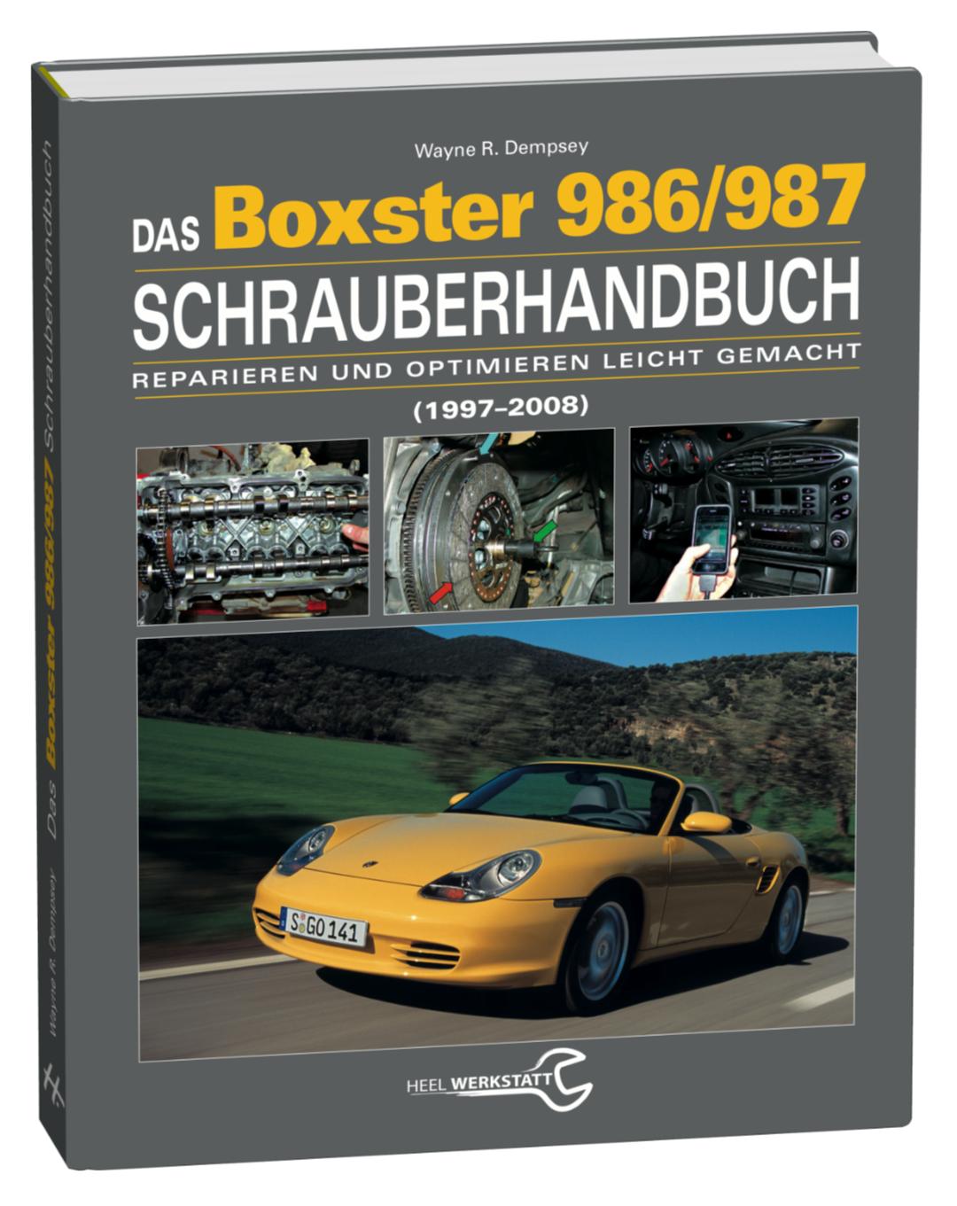 Boxster 986/987 Schrauberhandbuch