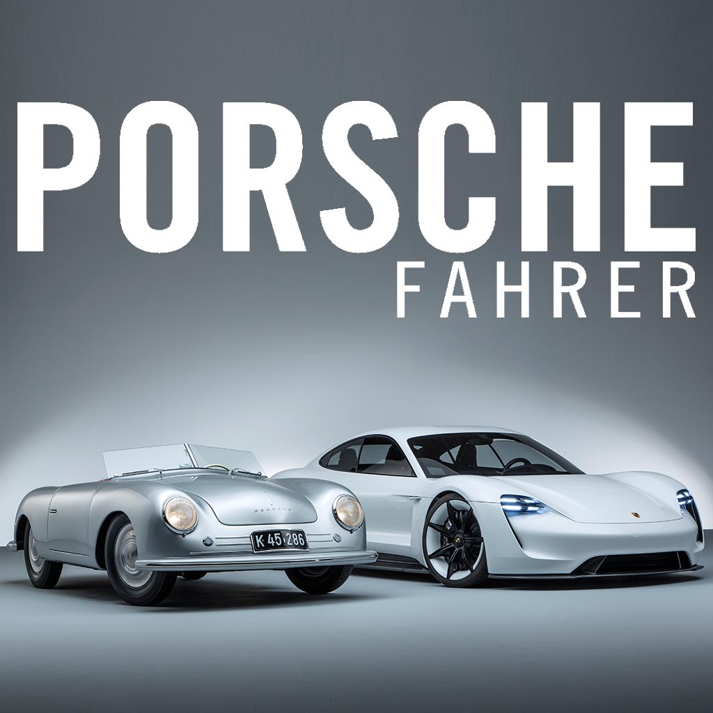 App Icon Porsche Fahrer