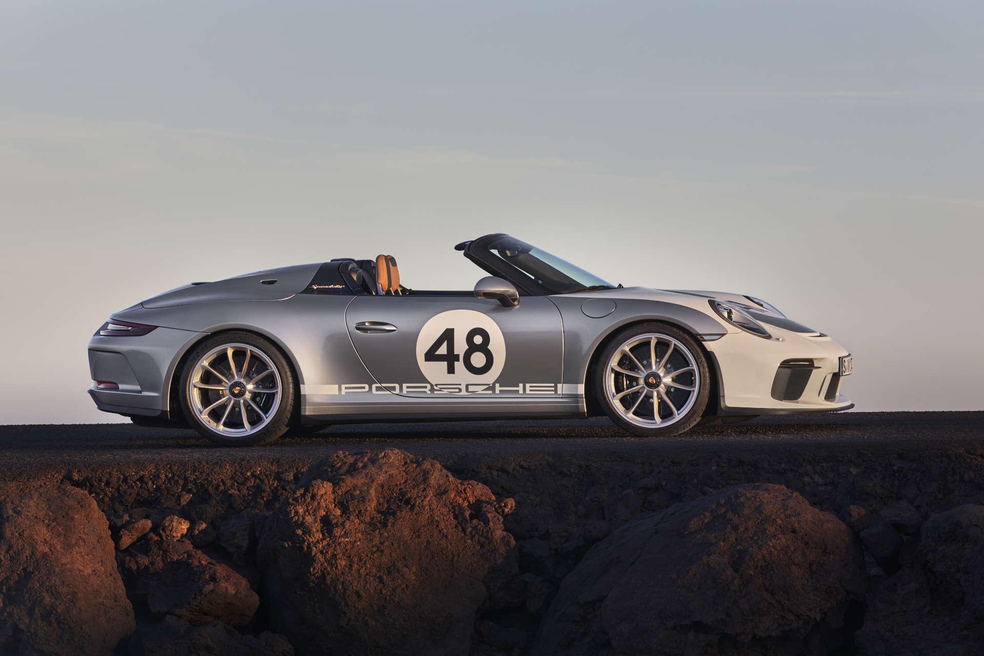 Porsche 911 Speedster Typ 991