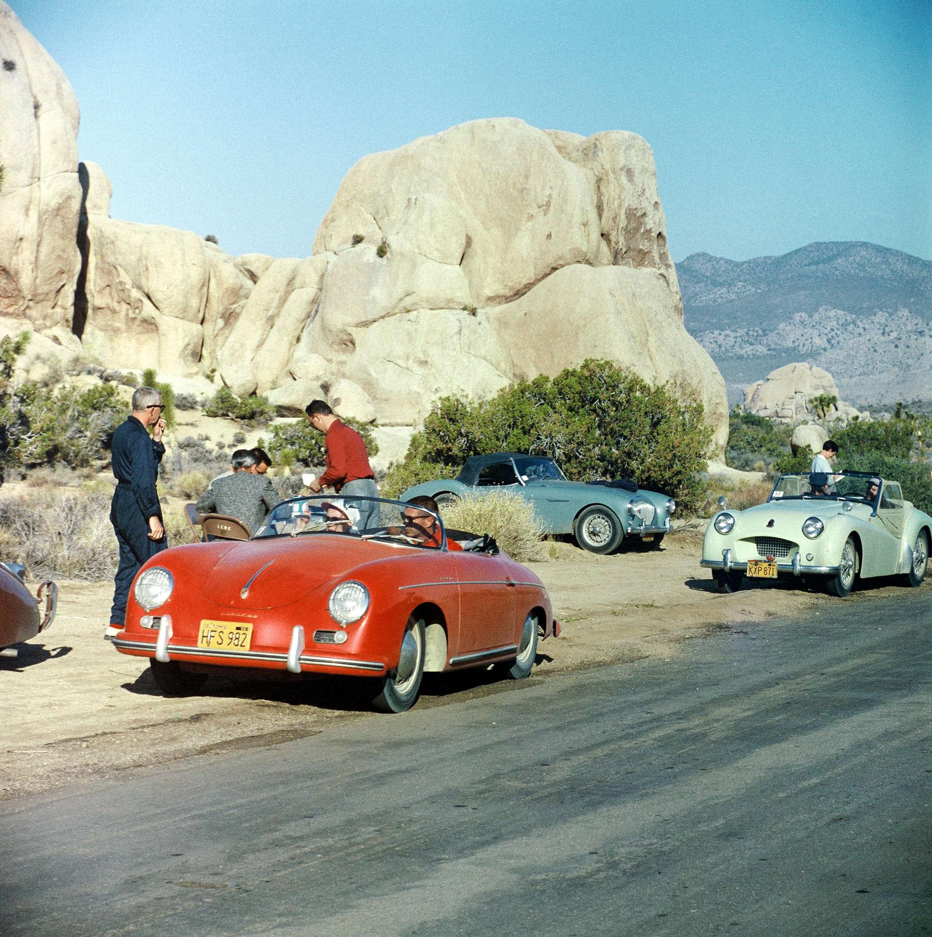 Porsche Typ 356 Speedster