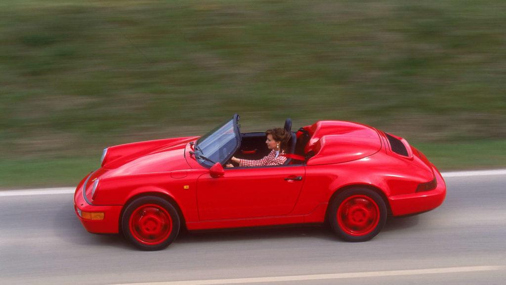 Porsche 911 Carrera 2 3,6 Speedster