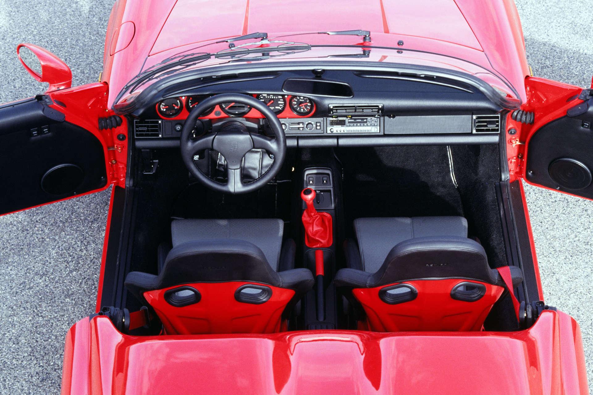Porsche Typ 911 Carrera 2 3,6 Speedster