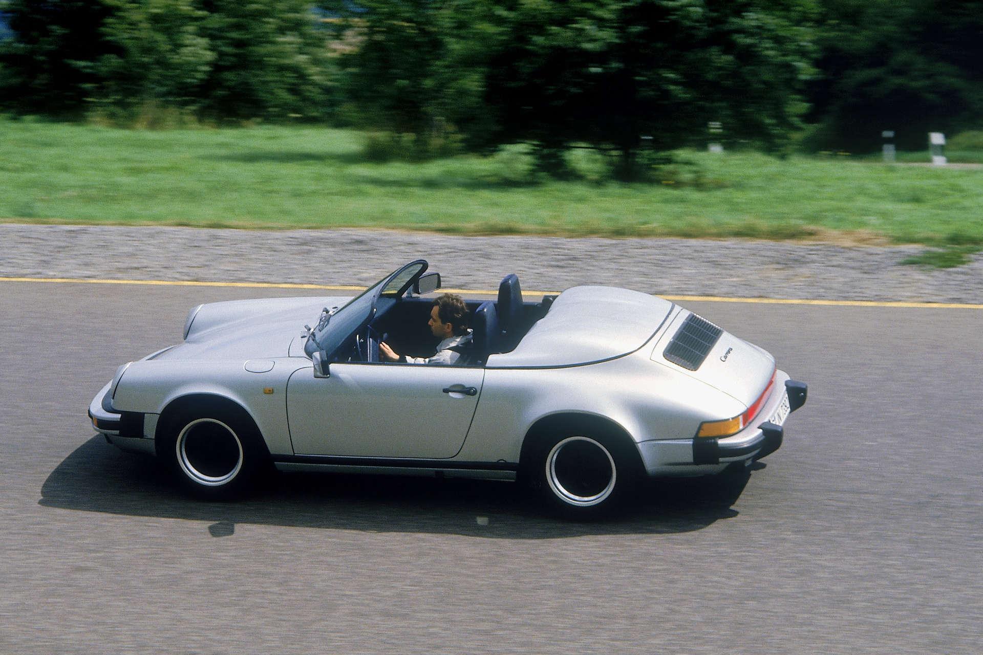 Porsche Typ 911 Carrera 3,2 Speedster