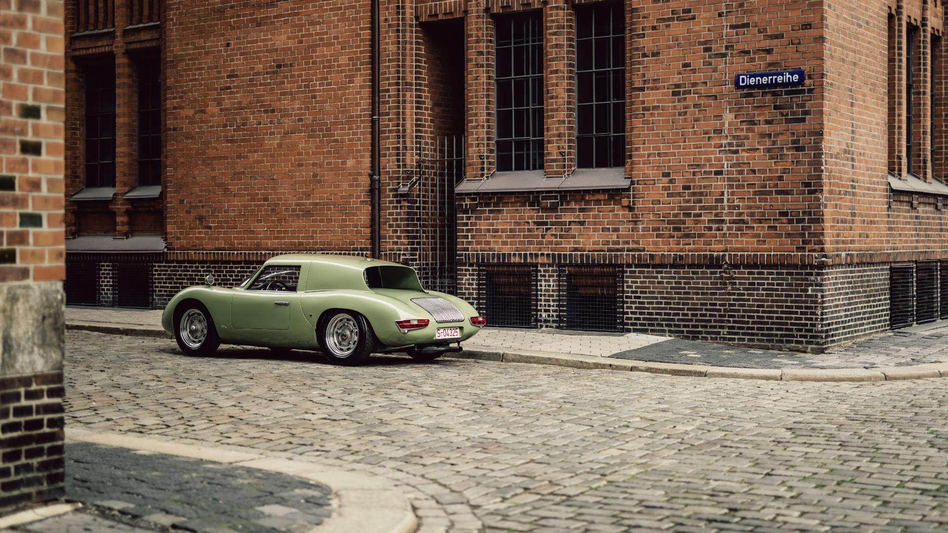 Wendler-Porsche W/RS-001