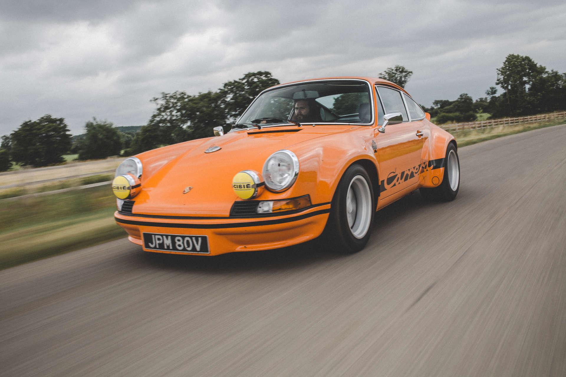 Porsche 911 RSR Hot Rod Outlaw