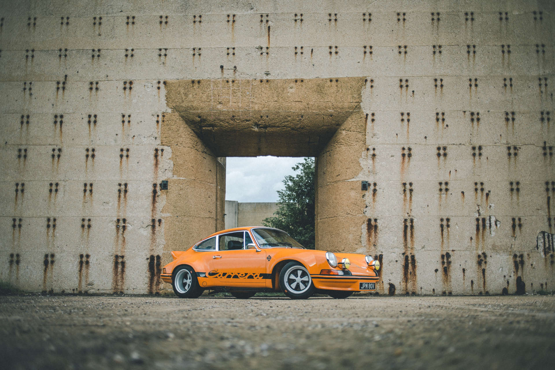 Porsche 911 RSR Hot Rod Outlaw
