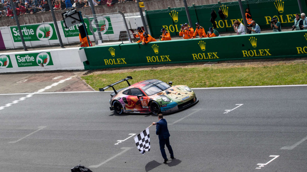 Team Project 1 in Le Mans 2019