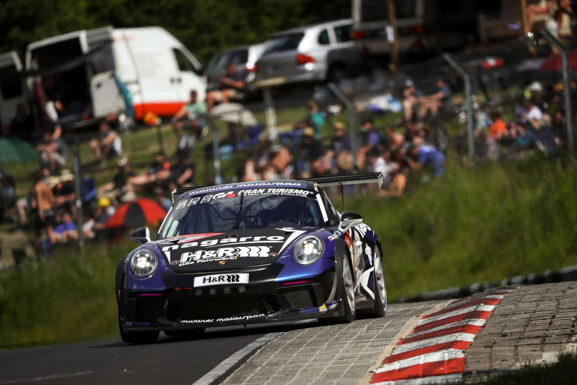 Klasse SP7, Porsche 911 GT3 Cup, Mühlner Motorsport