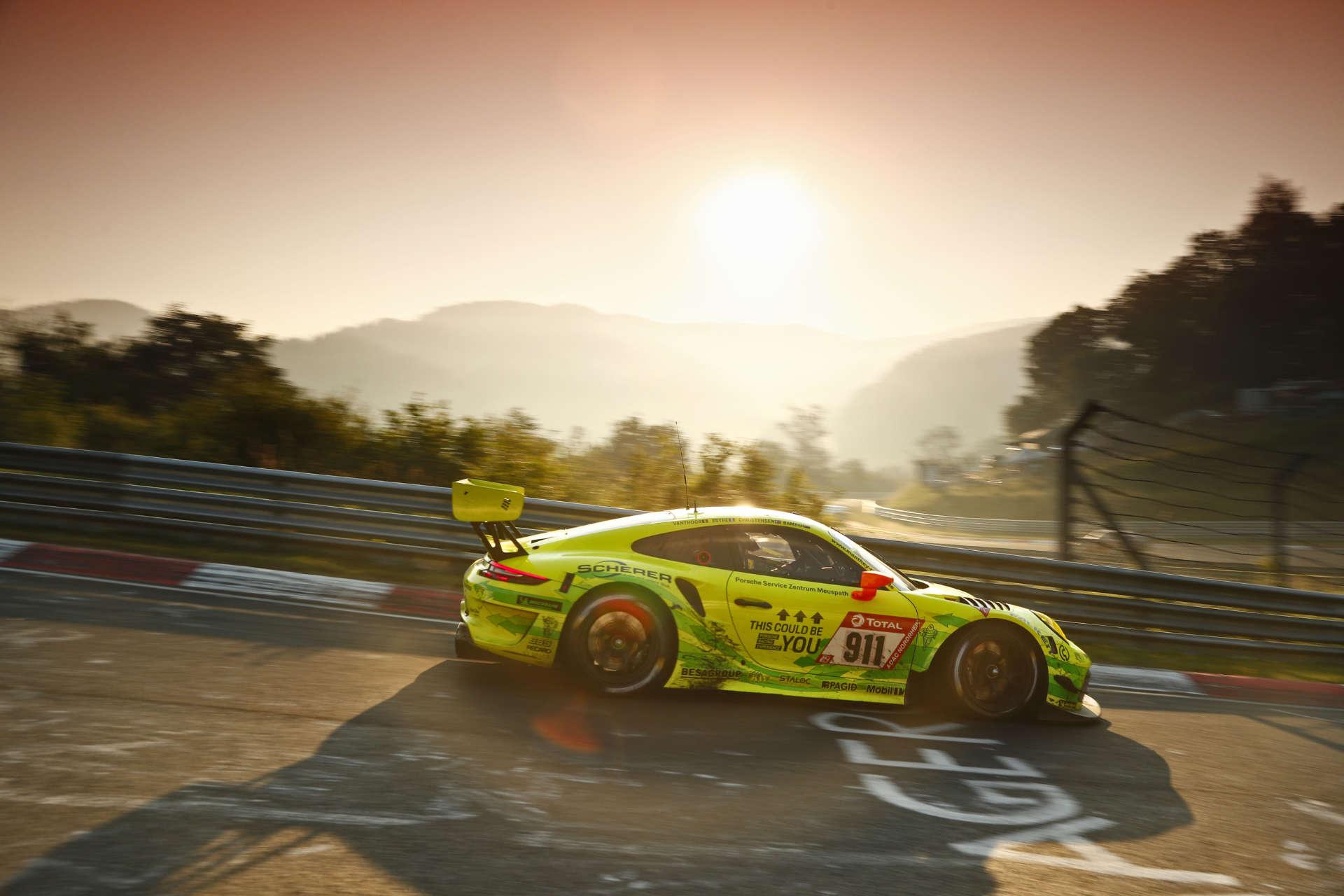 Porsche 24-Stunden-Rennen 2019