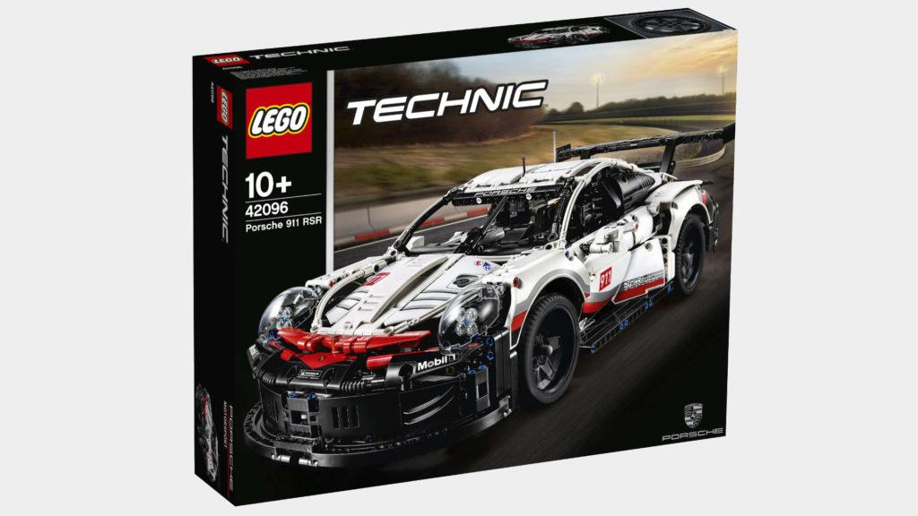 Gewinnenspiel LEGO Technik Porsche 911 RSR