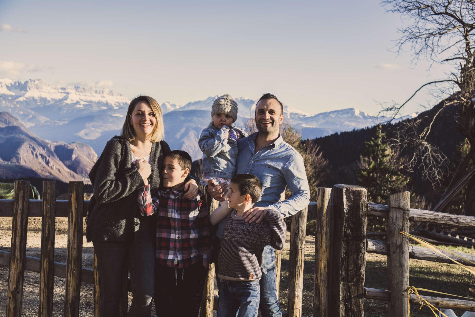 Familie Laimer