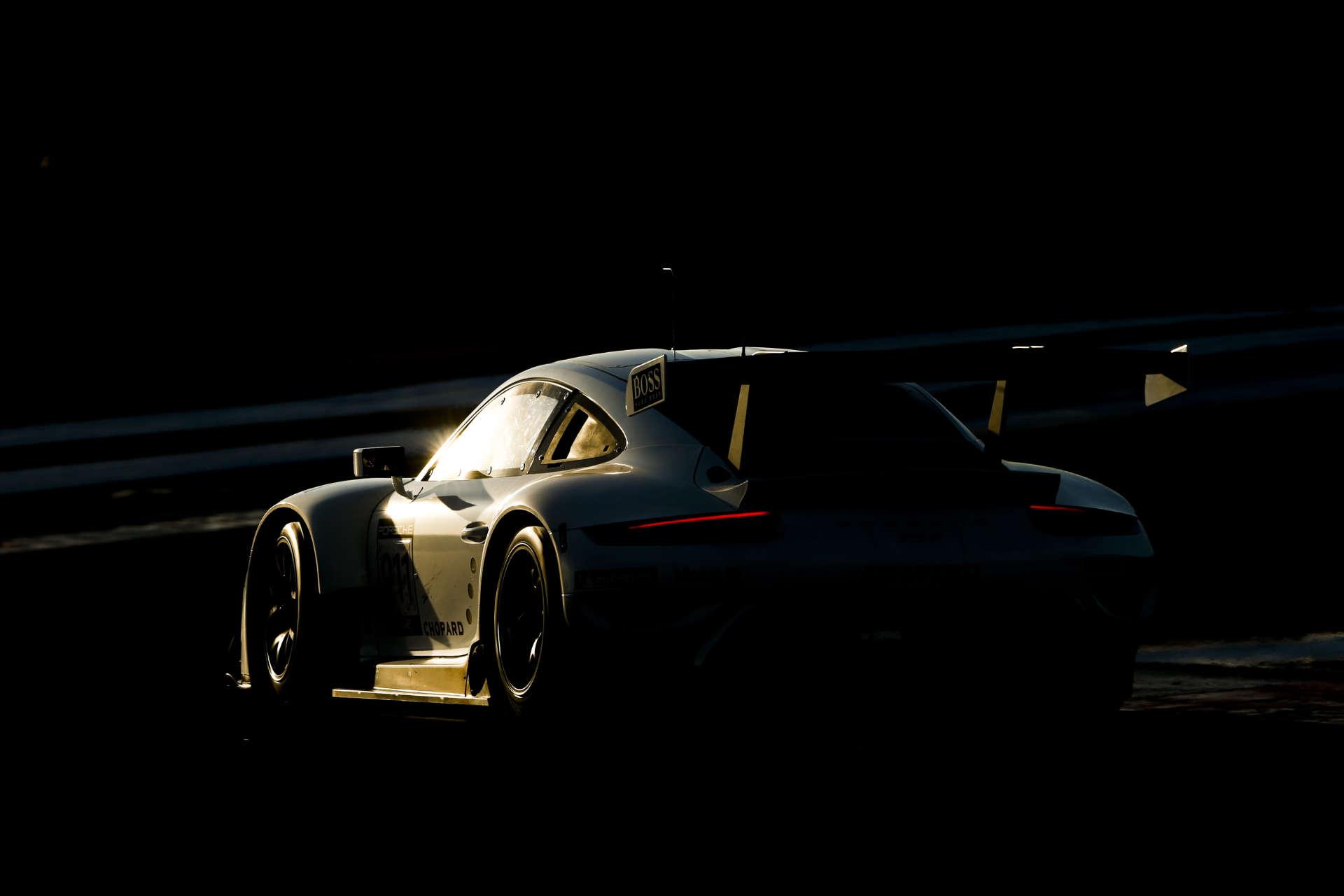 Porsche 911 RSR in Le Castellet (Frankreich)