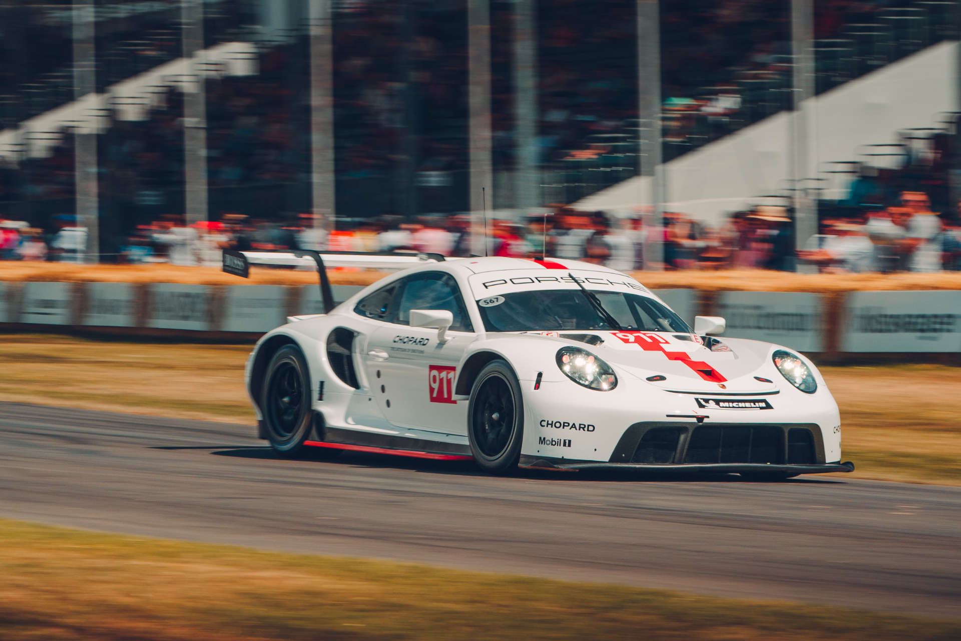 Porsche 911 RSR 2019 Goodwood Festival of Speed