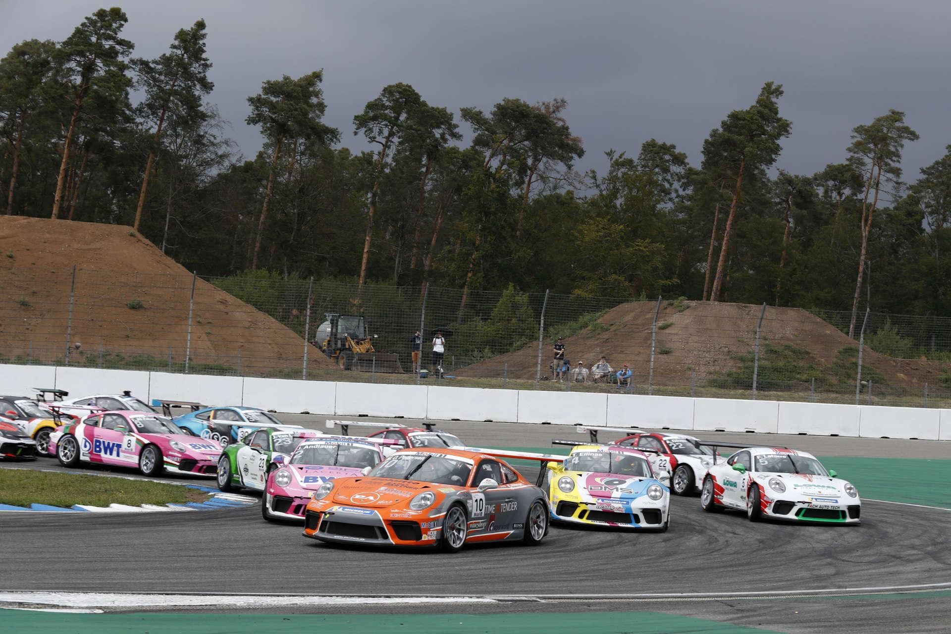 Porsche Super Cup 2019