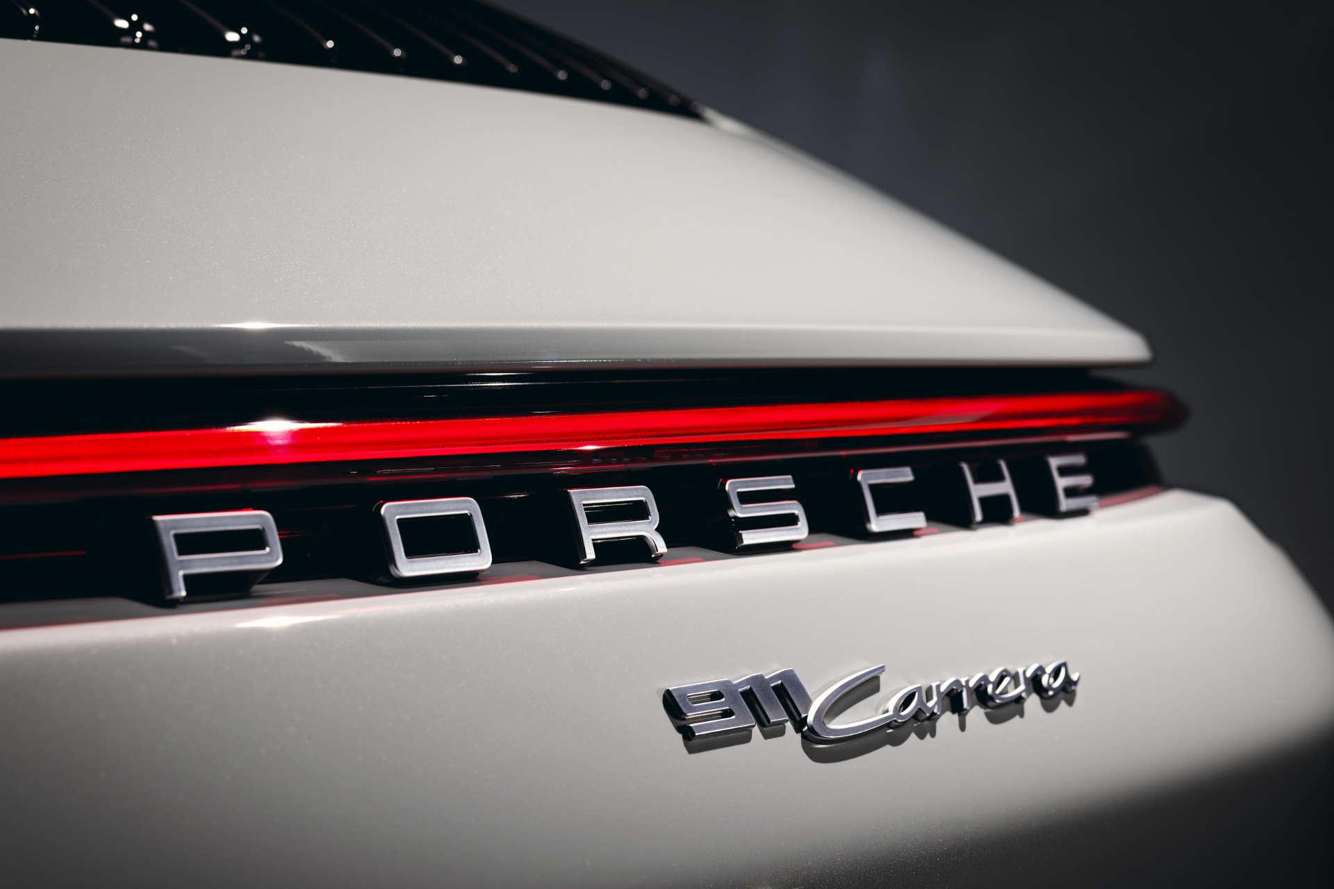 911 Carrera Cabriolet 992