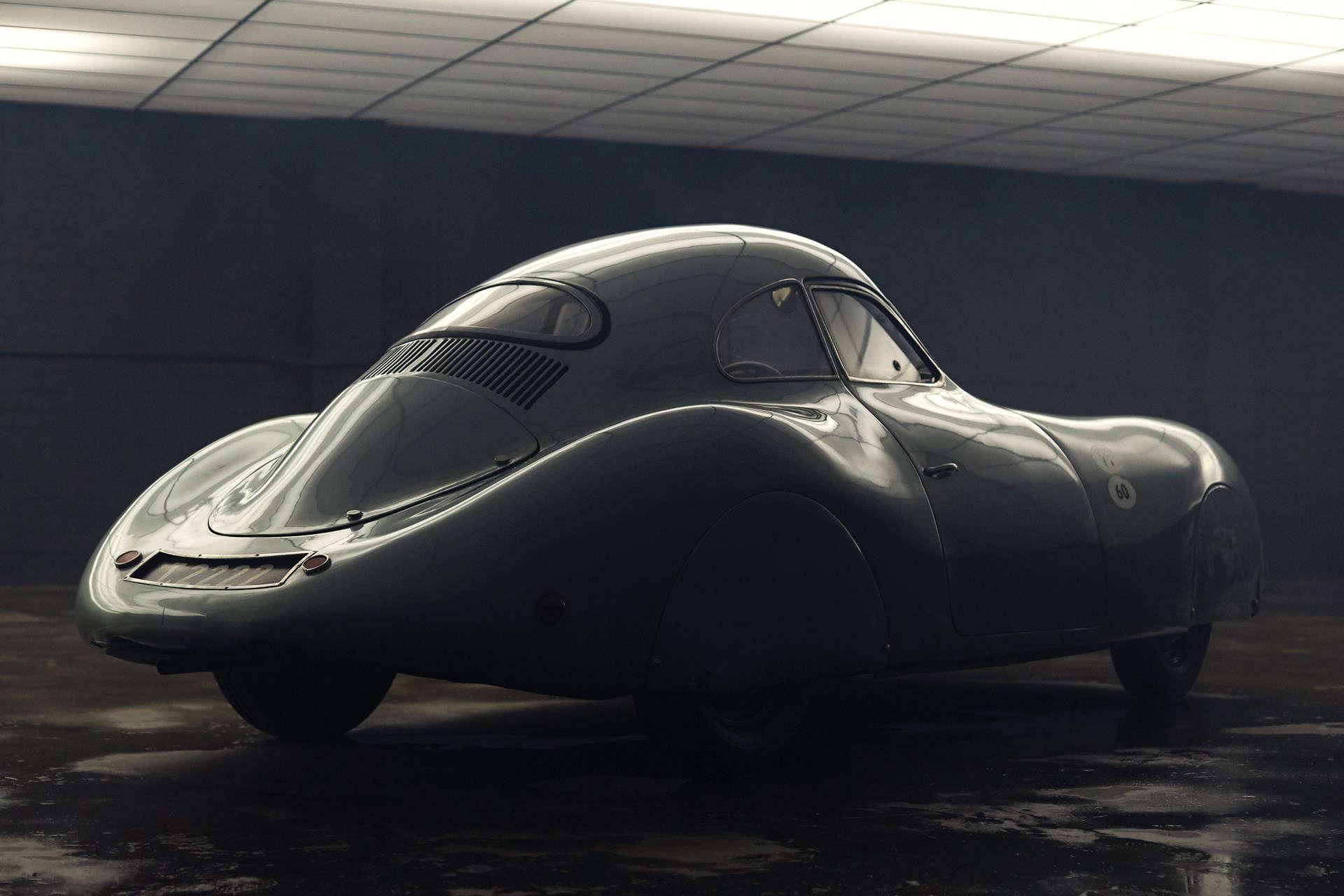 Porsche Type 64 Sothebys