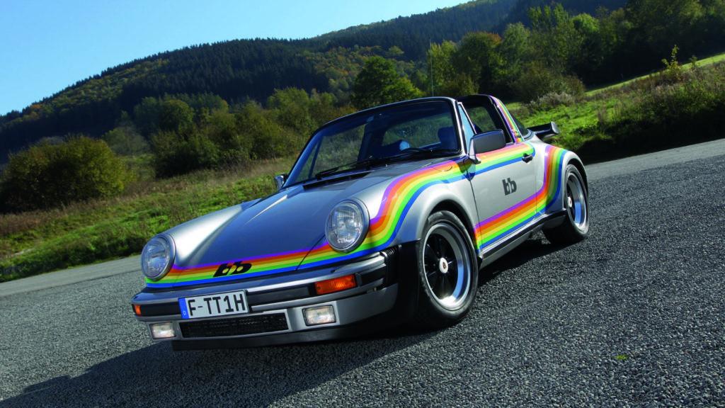 Polaroid-Porsche
