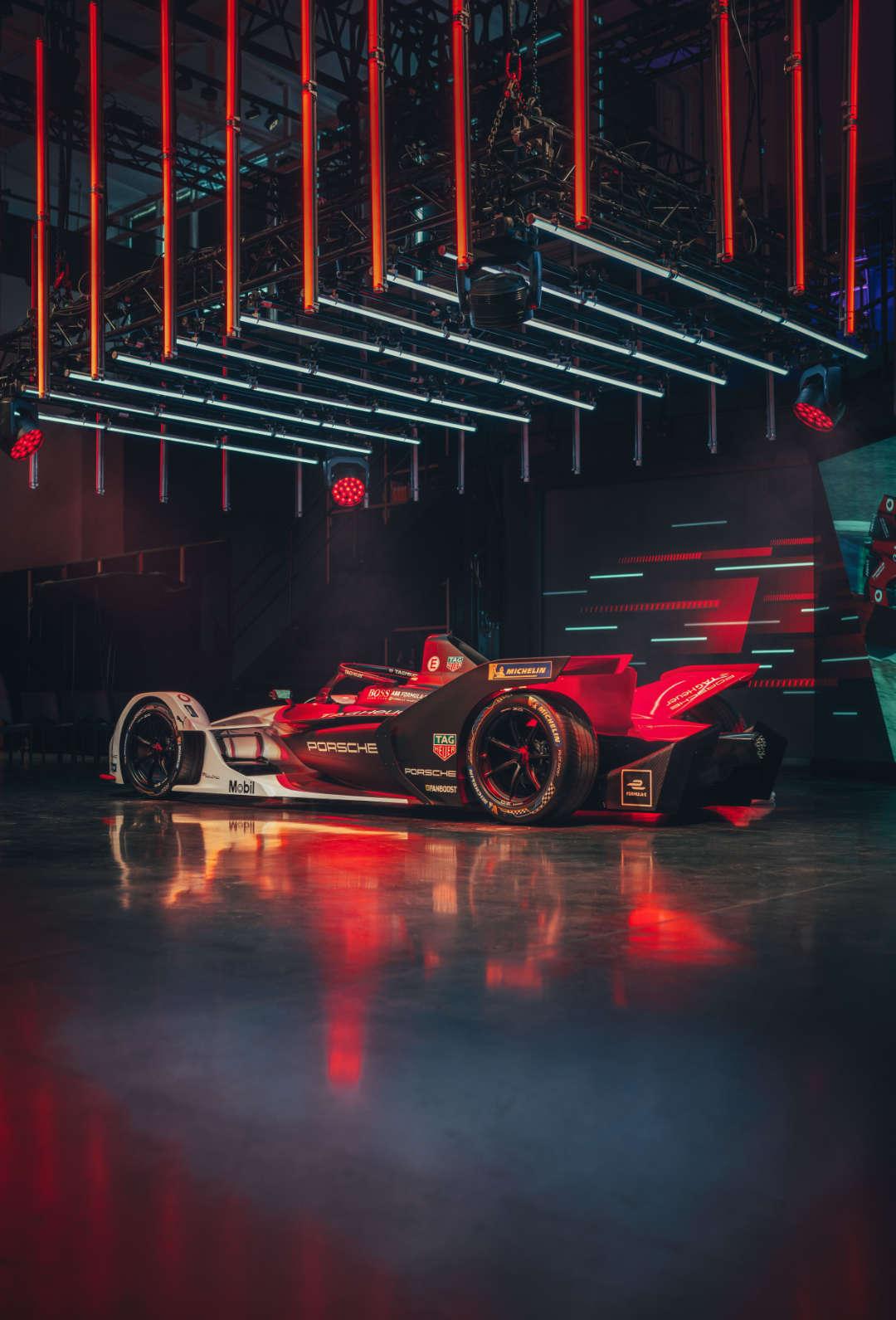 Präsentation Porsche 99X Electric