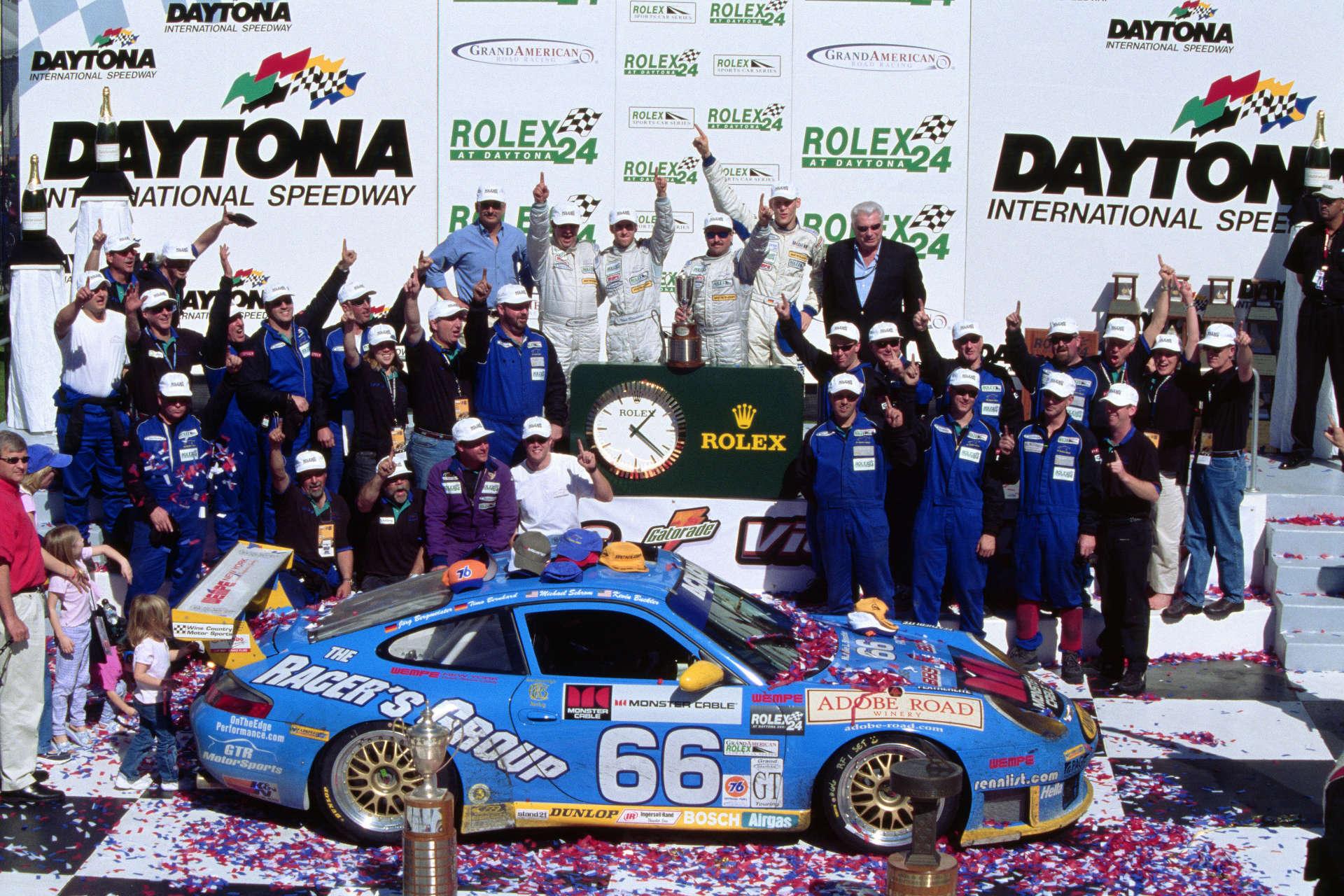 2003 Daytona Porsche