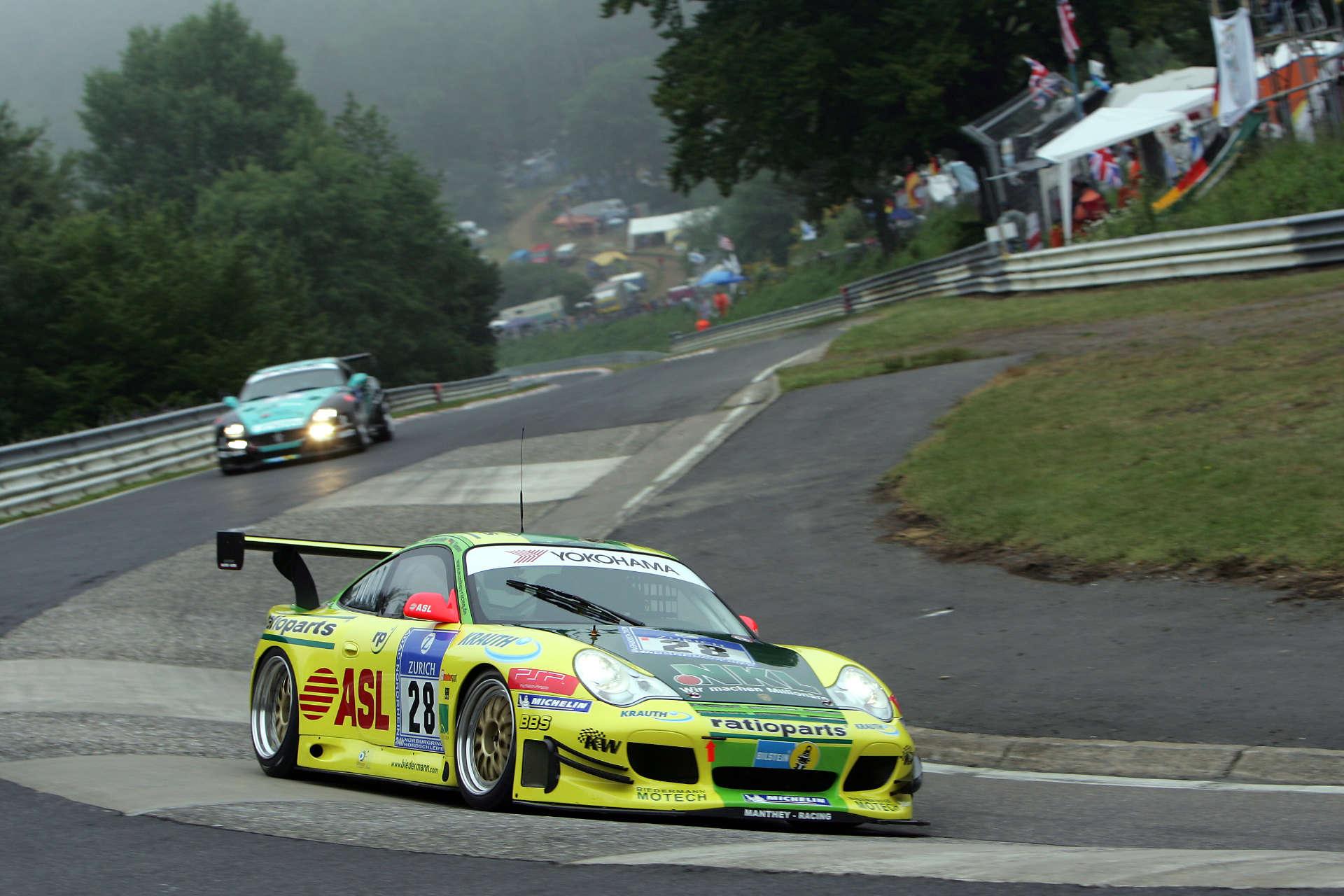 Nürburgring 24-Stunden-Rennen 2006