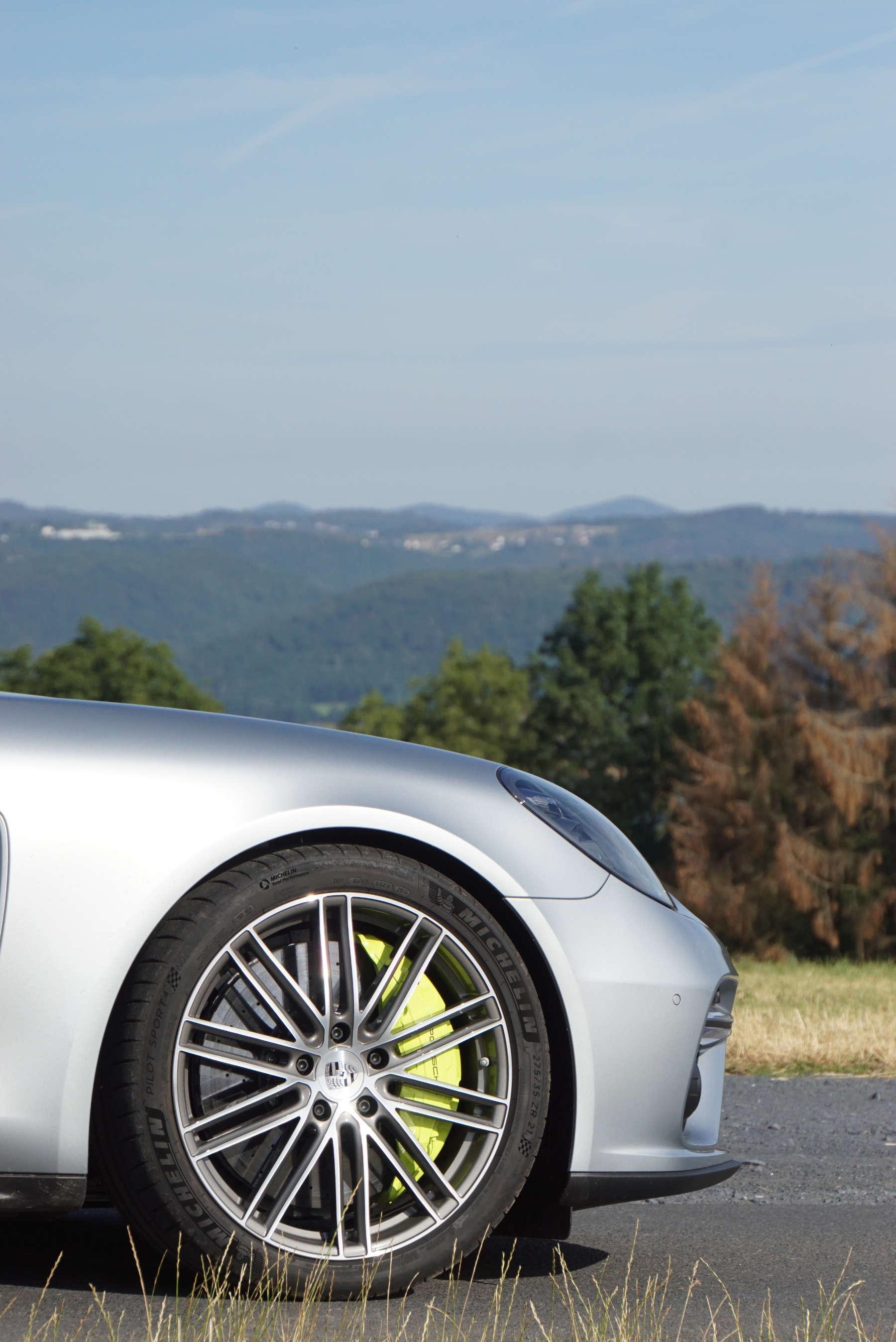 Felge Porsche Panamera Turbo S E-Hybrid Sport Turismo