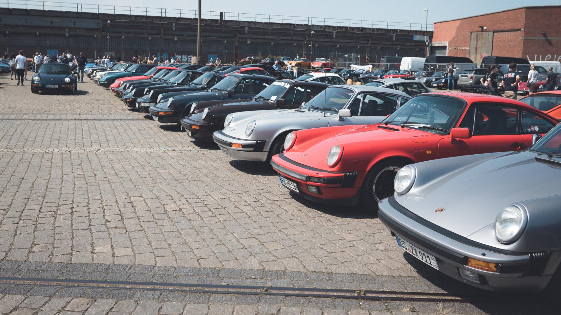 Porsche Übersee