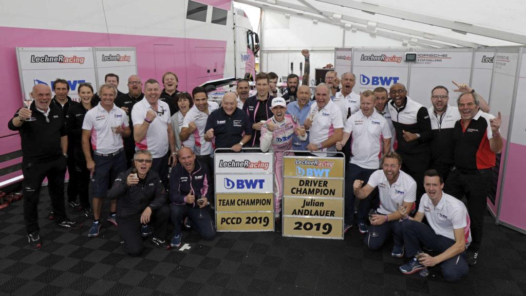Porsche Carrera Cup Deutschland 2019