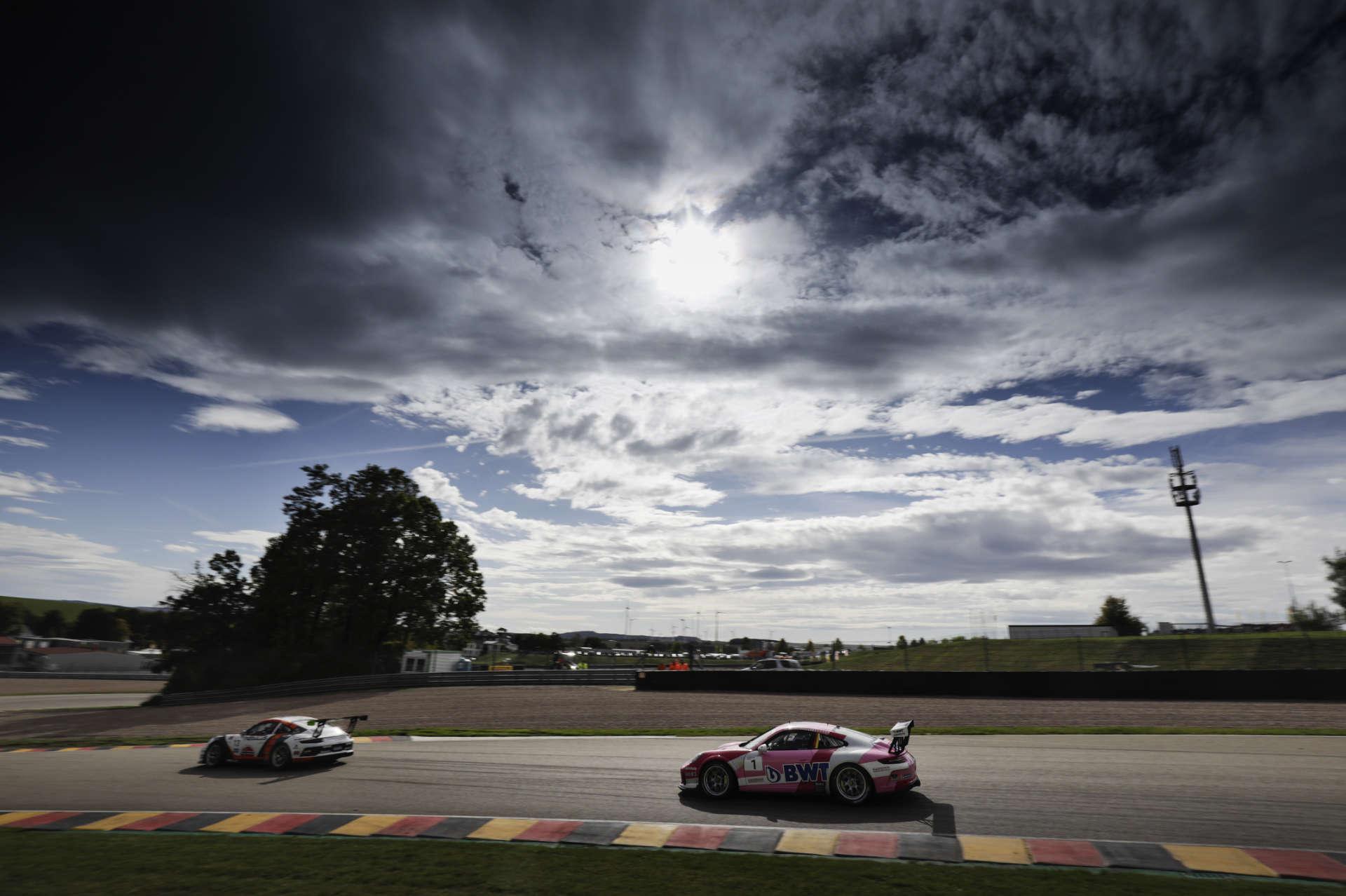 Finale Porsche Carrera Cup Deutschland