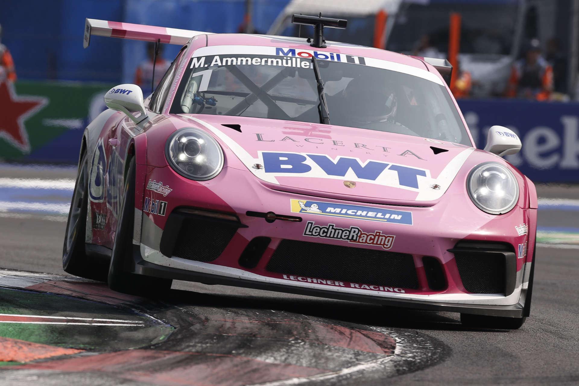 Michael Ammermüller BWT Lechner Racing