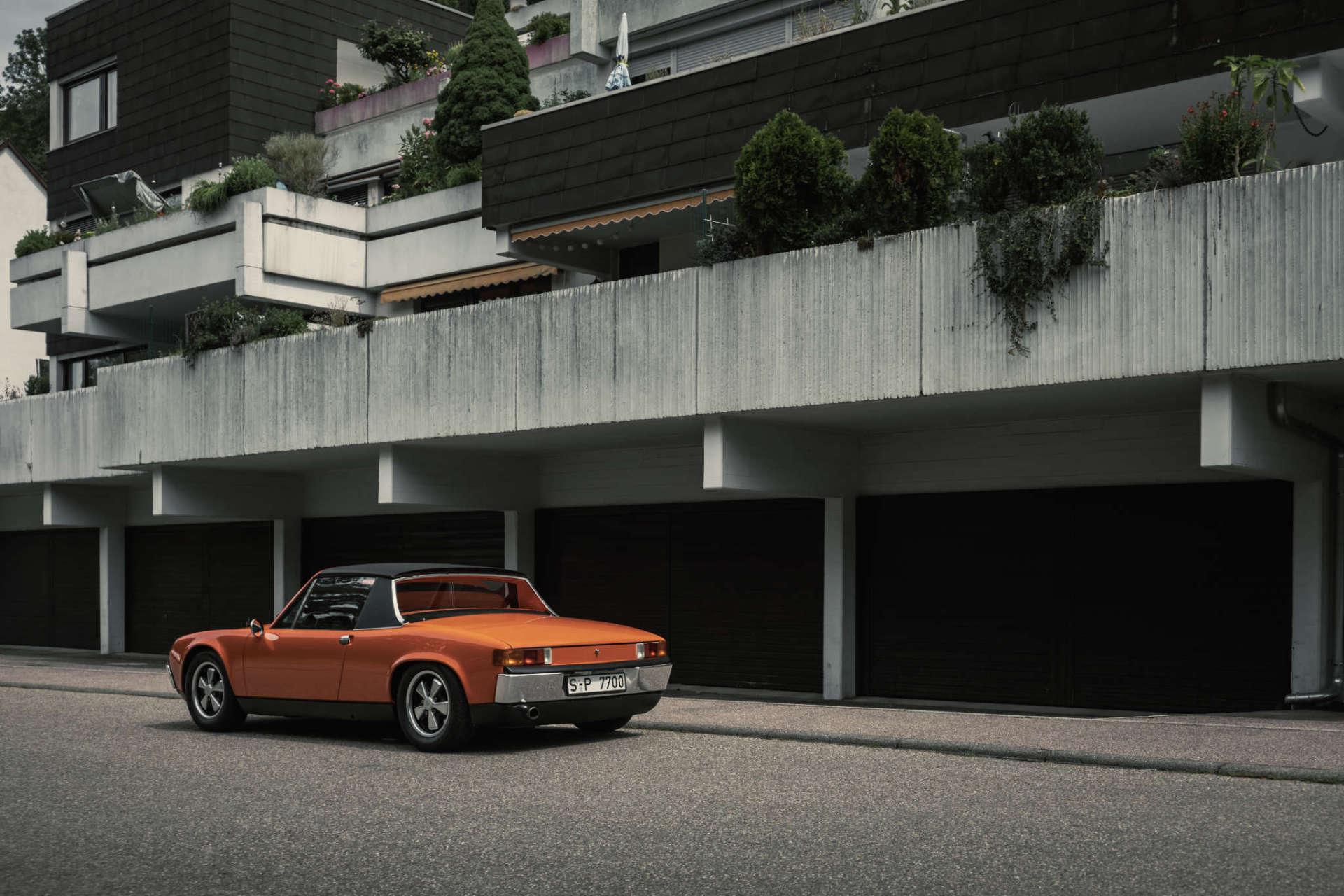 Porsche 914 S