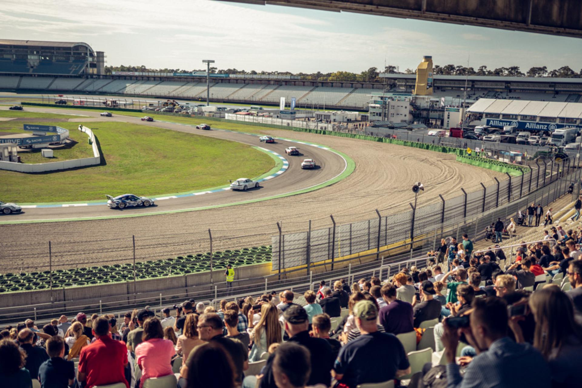 Hockenheimring Porsche