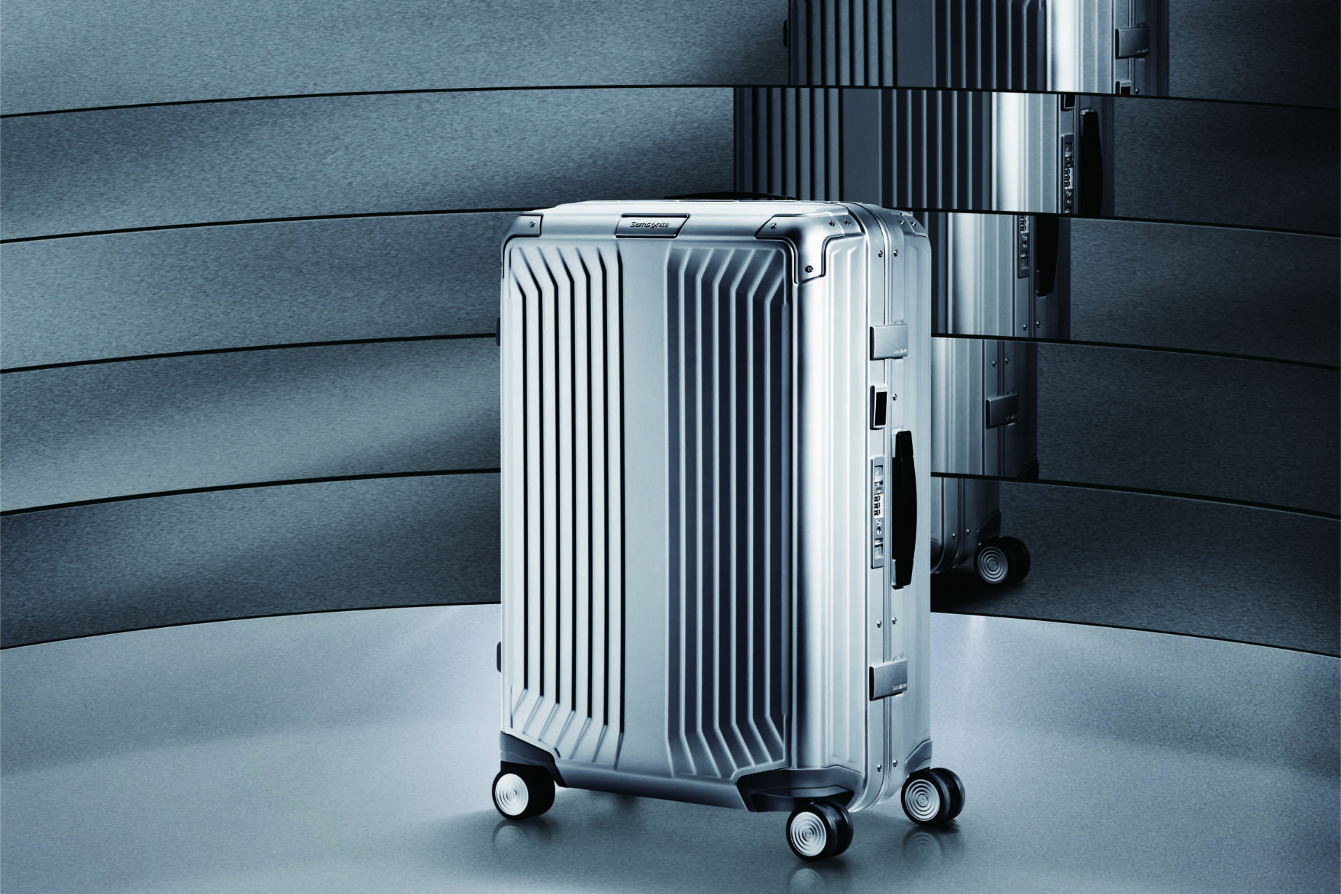 Samsonite Koffer