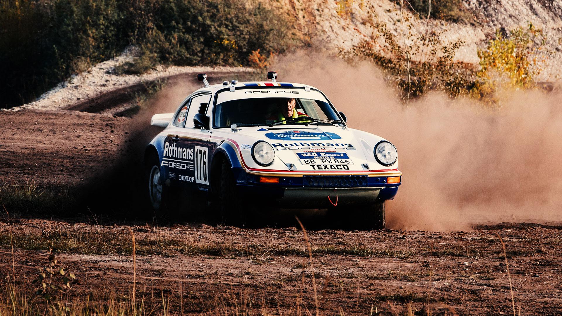 911 Paris-Dakar