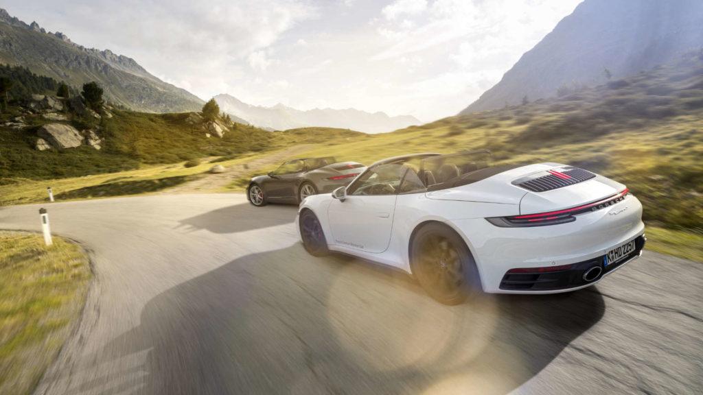 Porsche Fahrer Leserreise