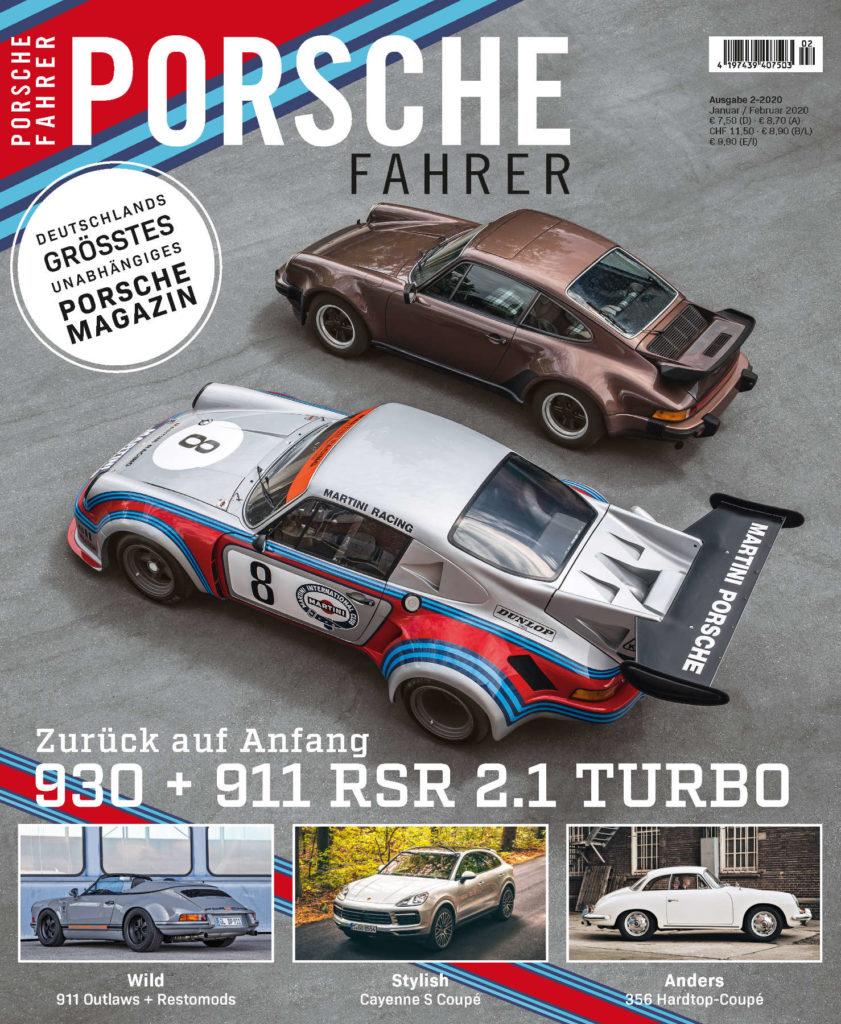 Porsche Fahrer 2-2020