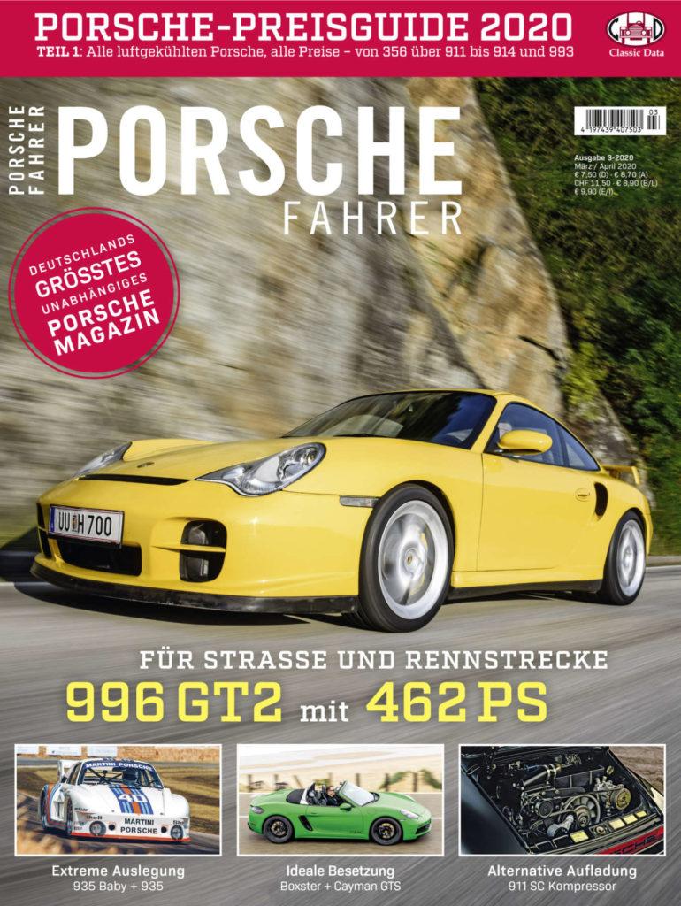 Porsche Fahrer 3-2020