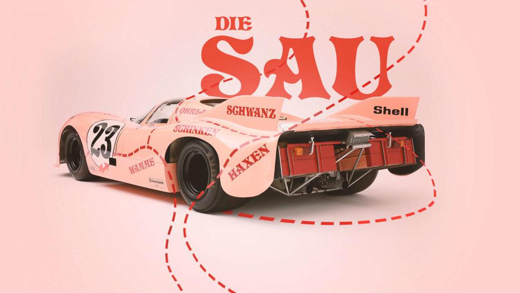 Porsche 917/20 Die Sau