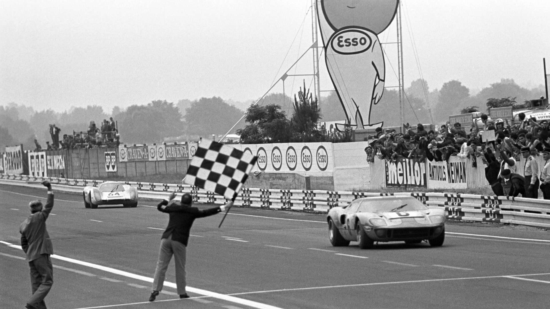 Porsche Le Mans 1969