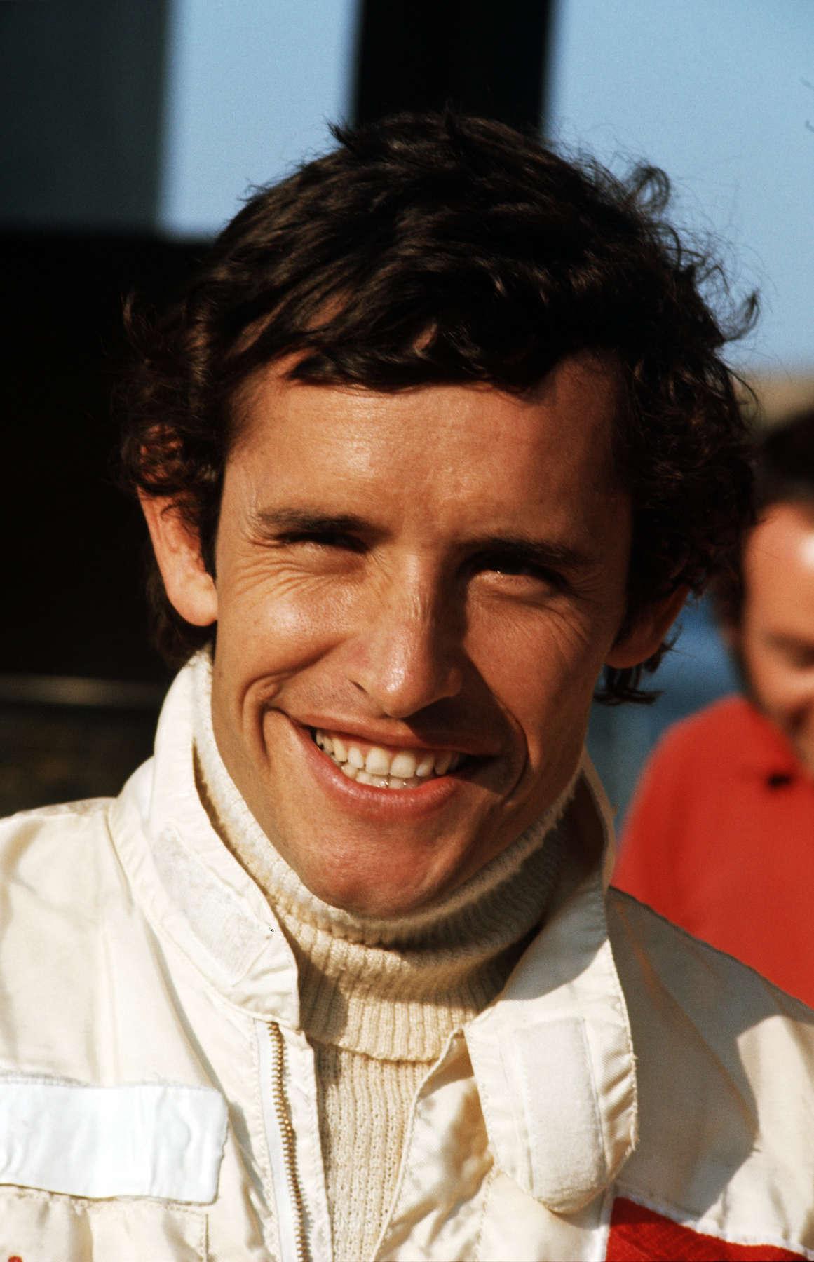 Gérard Larrousse 1969