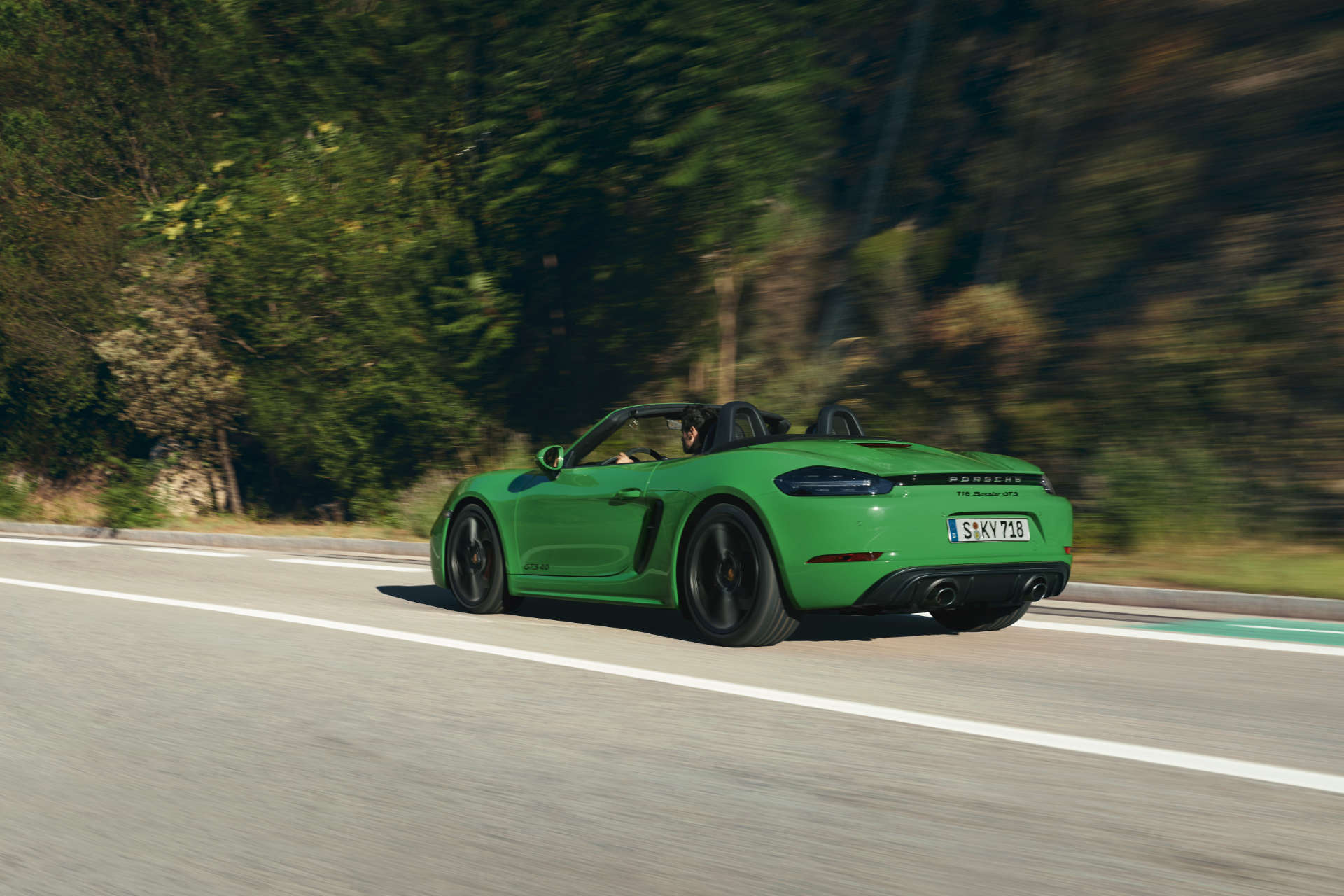 Boxster 718 GTS 4.0