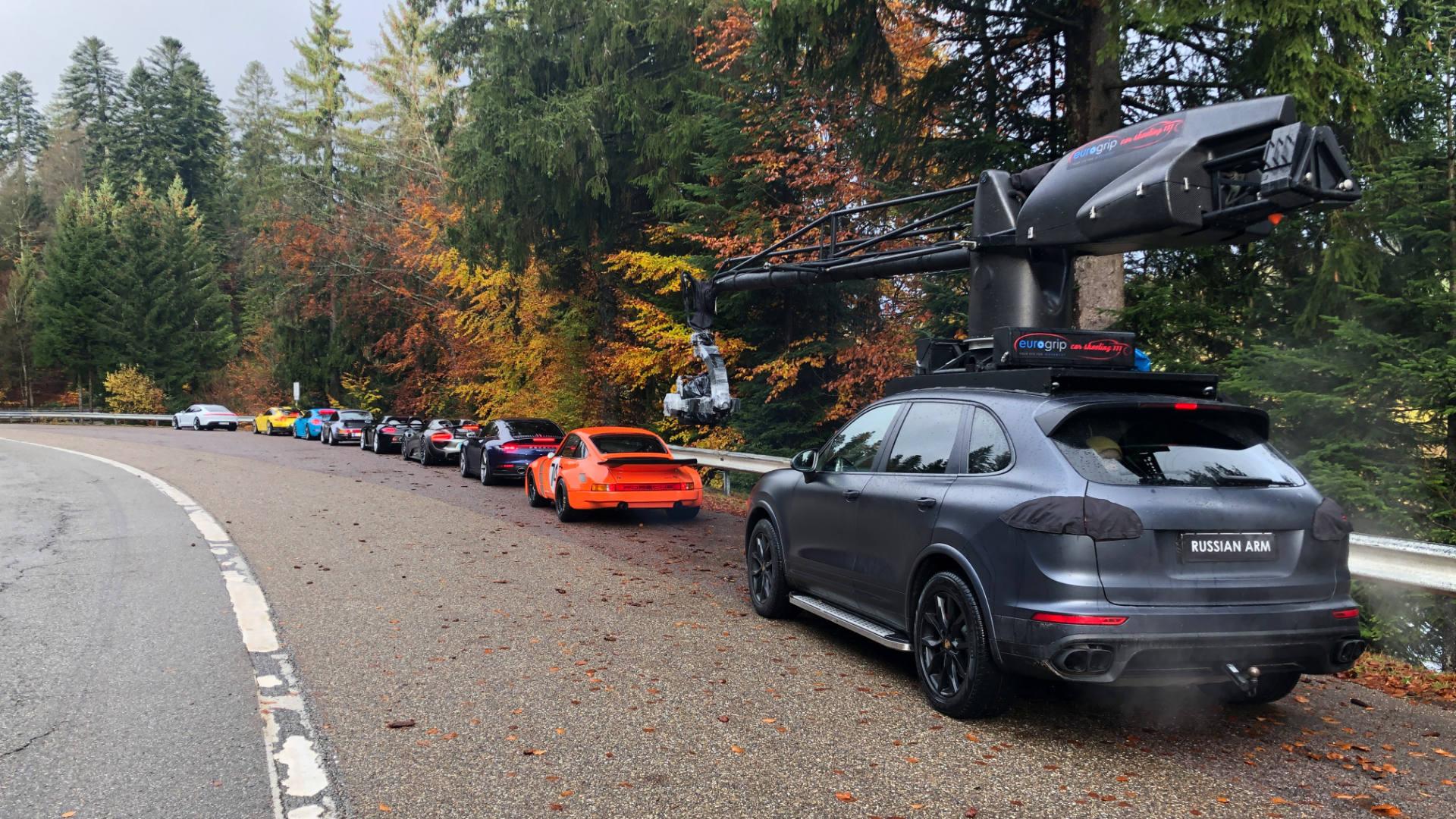 Porsche Super Bowl