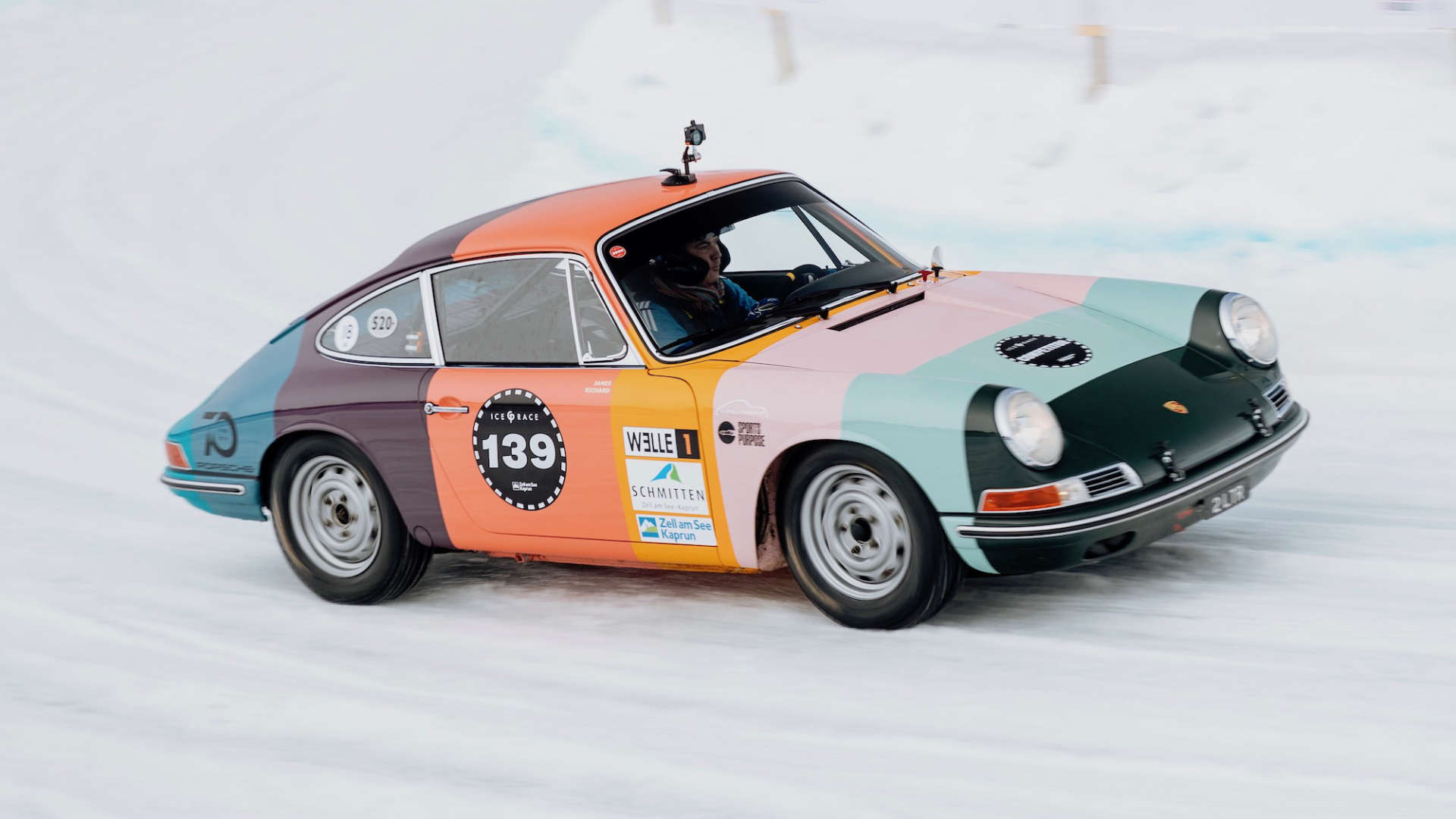 Porsche GP Ice Race 2020