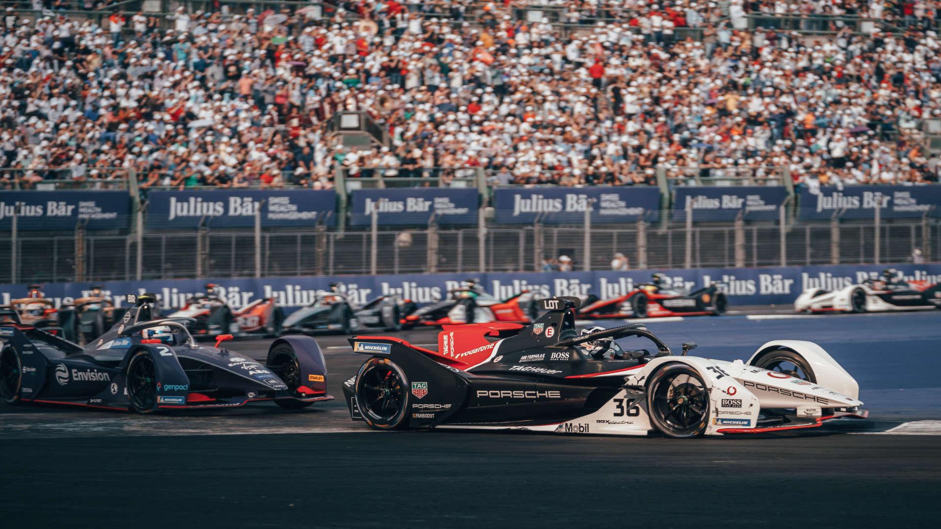 Formel E Mexiko
