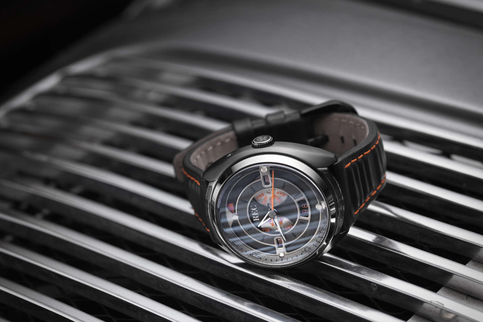 Porsche 911 Uhr