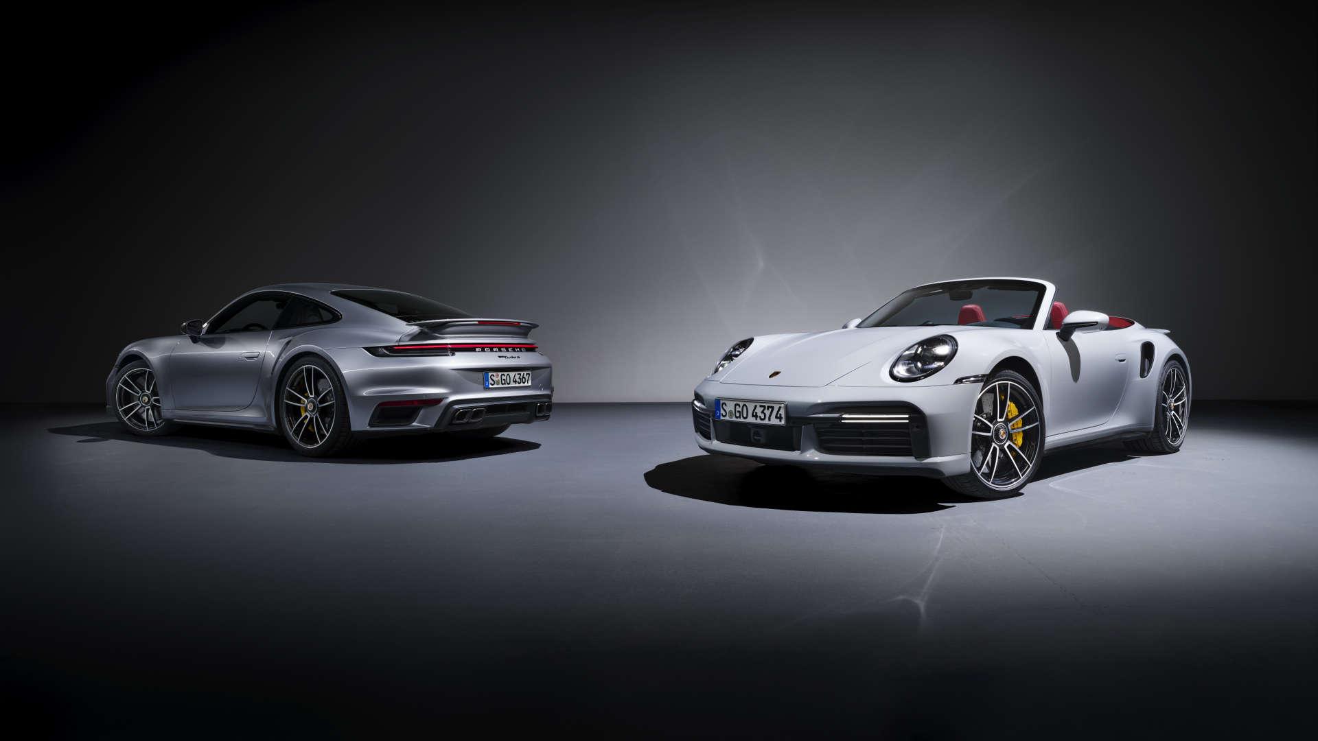 Porsche 992 Turbo