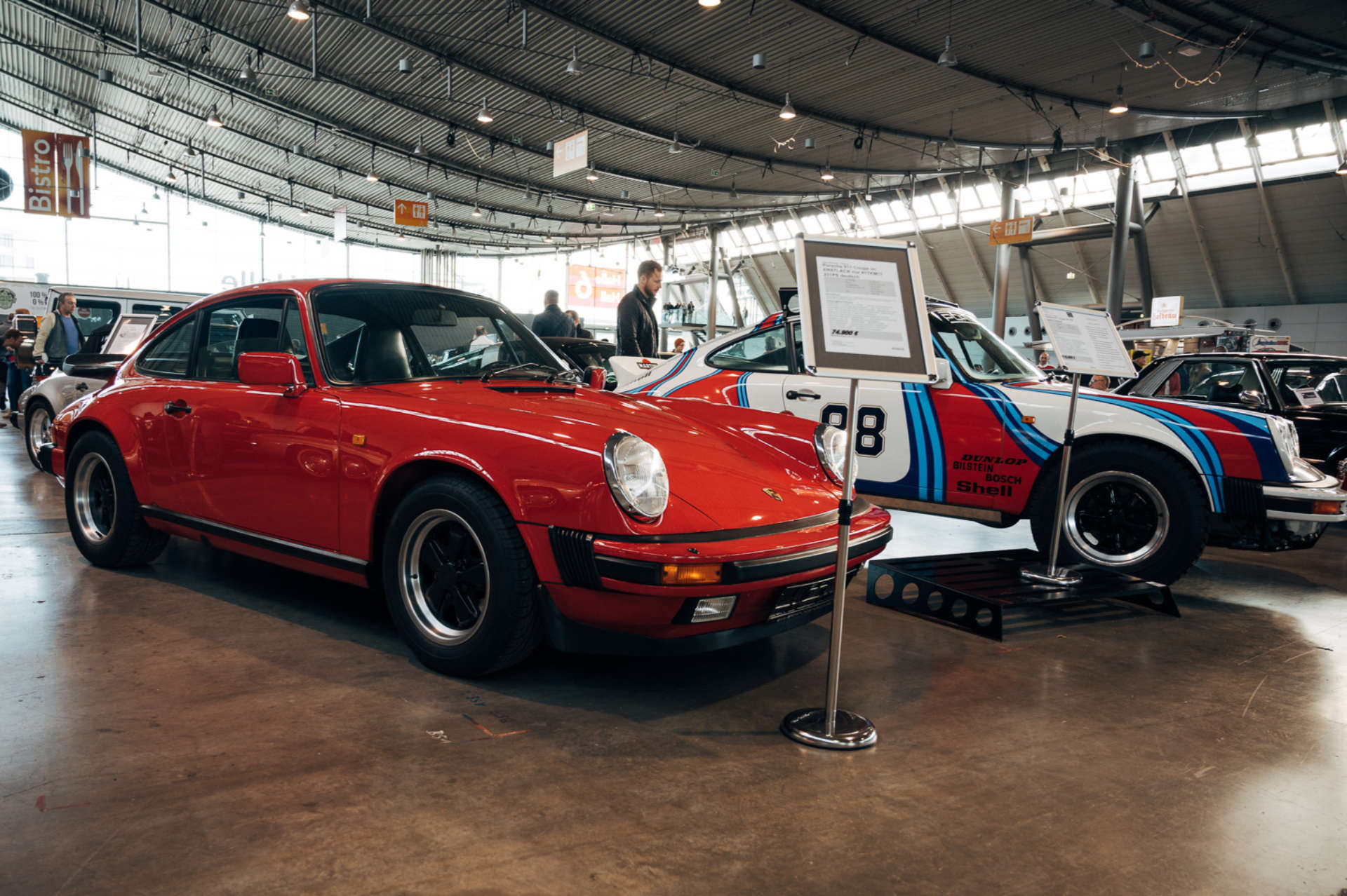 Porsche Retro Classics