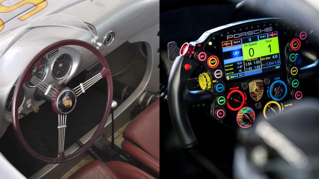 Porsche Lenkräder
