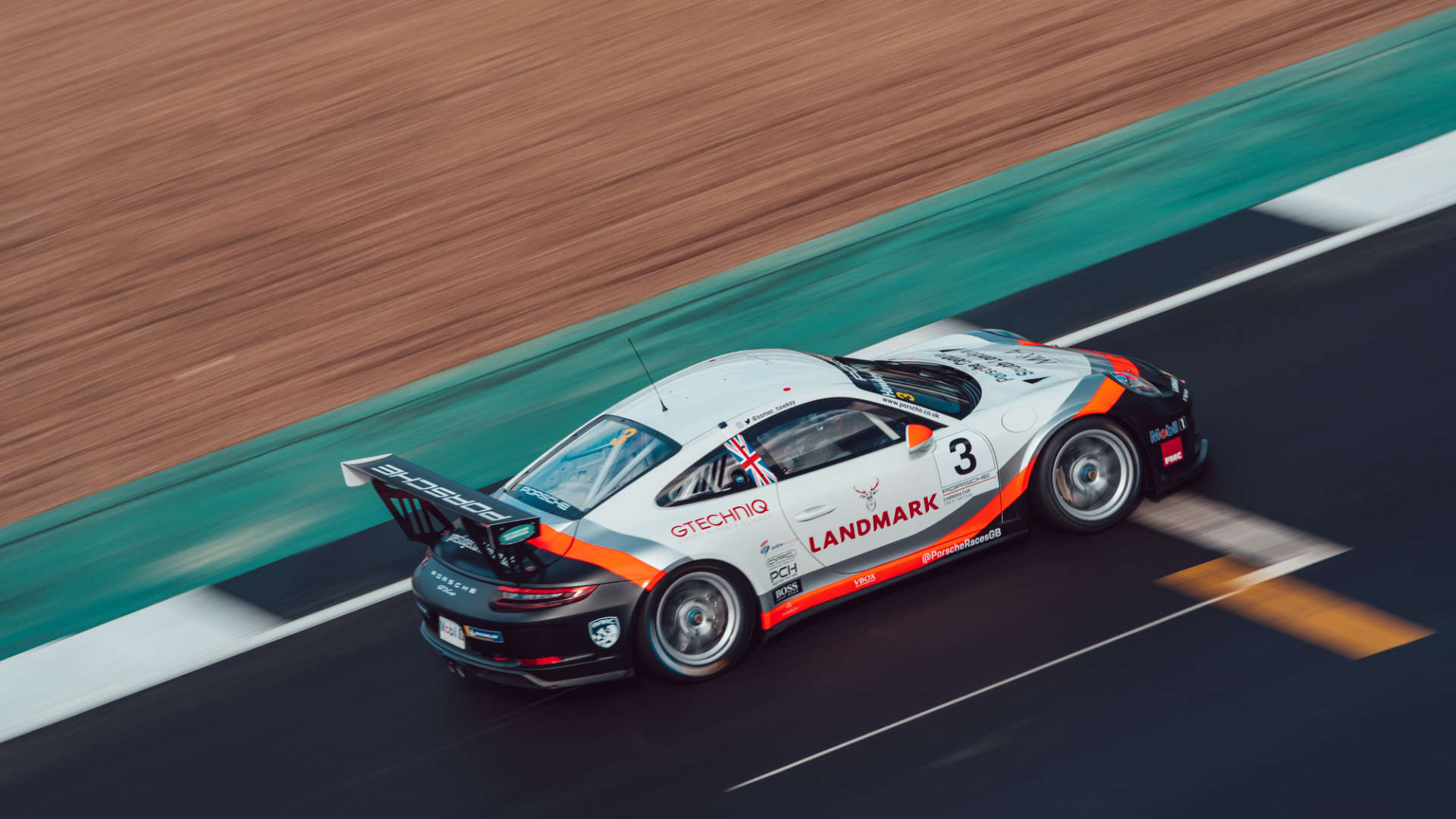 911 GT3 Cup GB