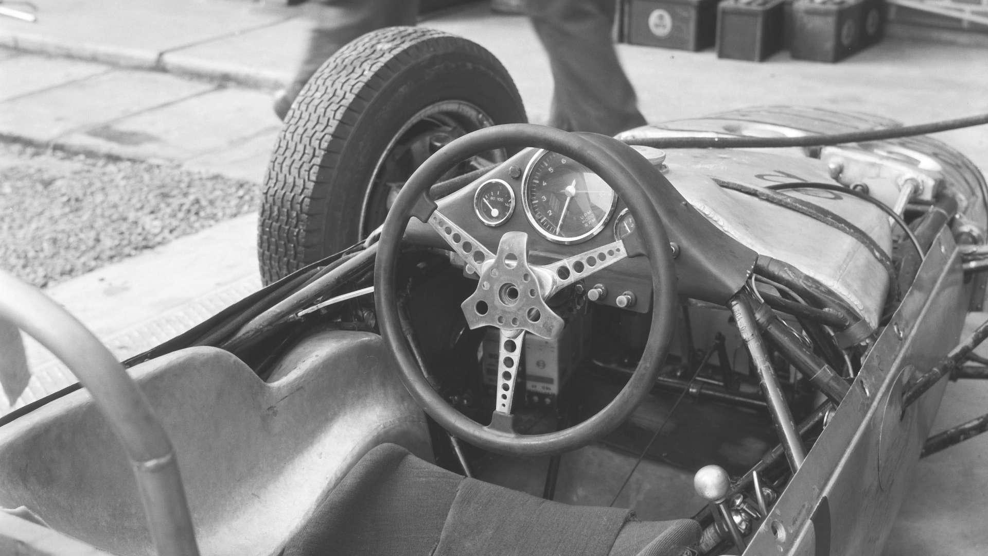 Porsche Lenkrad 804