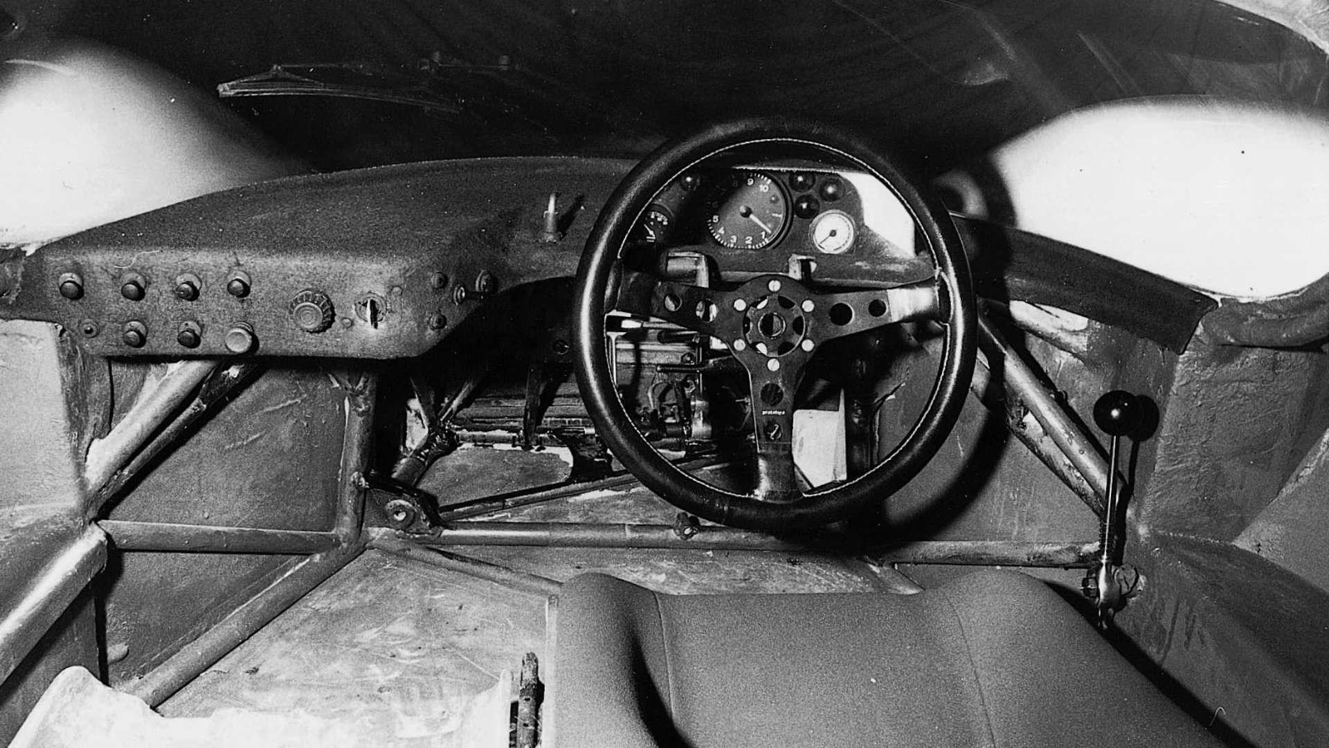 Porsche Lenkrad 917